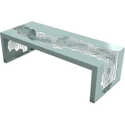 Hive Coffee Table Finish: Sea Green