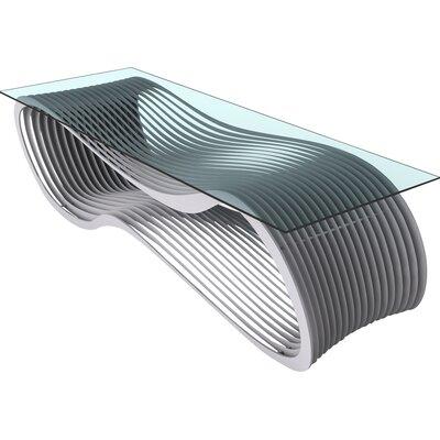 Loop Coffee Table Color: Aviator Grey