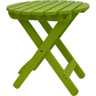 Mallory Side Table Finish: Lime Green