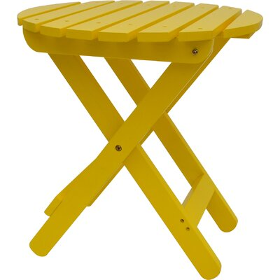 Mallory Side Table Finish: Lemon Yellow