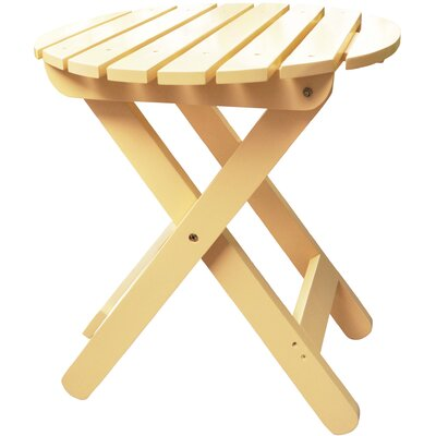 Side Table Finish: Bees Wax