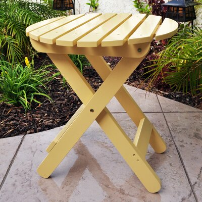 Mallory Side Table Finish: Bees Wax