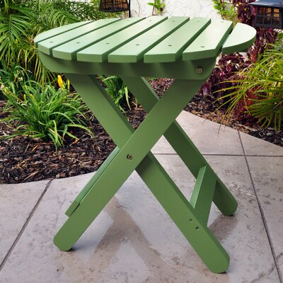 Mallory Side Table Finish: Leap Frog