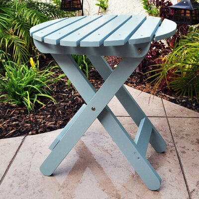 Mallory Side Table Finish: Dutch Blue