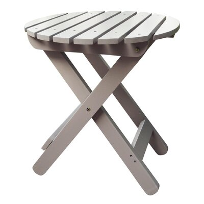 Side Table Finish: Taupe Gray