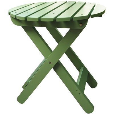 Side Table Finish: Leap Frog