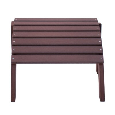 Ottoman Finish: Chateau Brown
