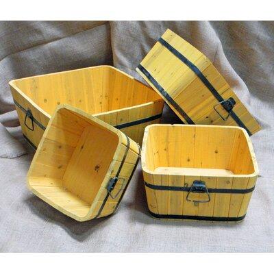 Cedar Barrel Planter 5080Y