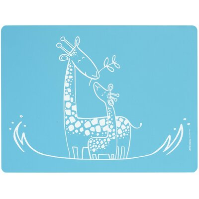 Meal-Mat Giraffe Giggles Placemat PLS12GG