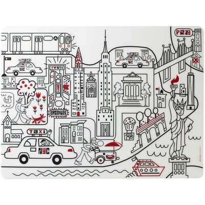 Kids New York Placemat PLS12NY