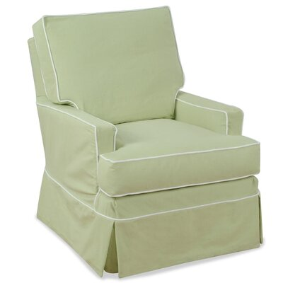 Jade Accent Chair Motion Type: Glider Base