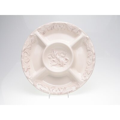 BIA Cordon Bleu Entertaining Daisy Chip and Dip Serving Dish | Wayfair