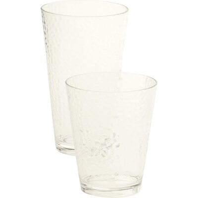 12 Piece Drinkware Set CLEAR12PC