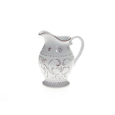 Romanesque 2.75 Quart Pitcher by Karidesign