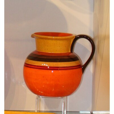 Sedona 2.5 Quart Pitcher by Nancy Green