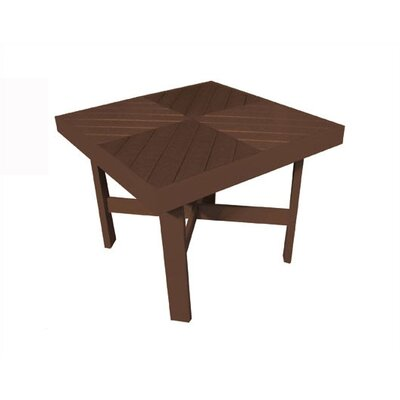 Carmel Dining Table Finish: Brown