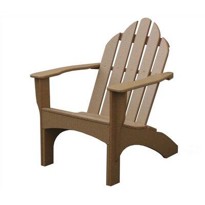 Eagle One Chesapeake Adirondack Chair - Finish: Cedar