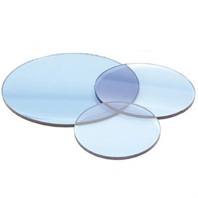 Large Blue Lens Filter