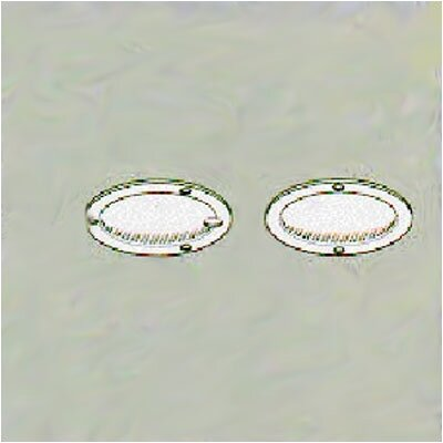 Clear Polycarbonate Plastic Lens