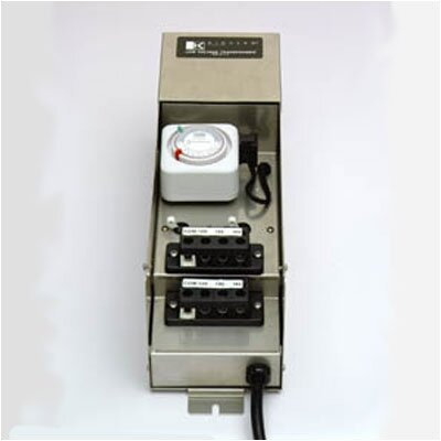 Outdoor 1200W Professional Series Stainless Steel Landscape Transformer