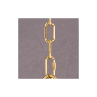 Polished Brass Chain