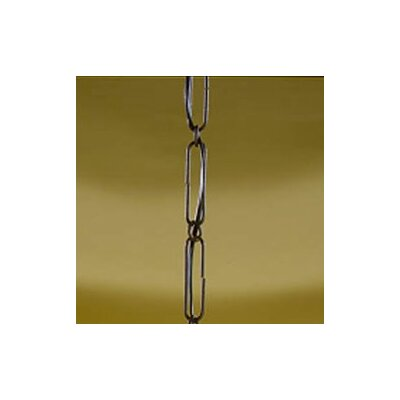 36 Decorative Chain in Tannery Bronze