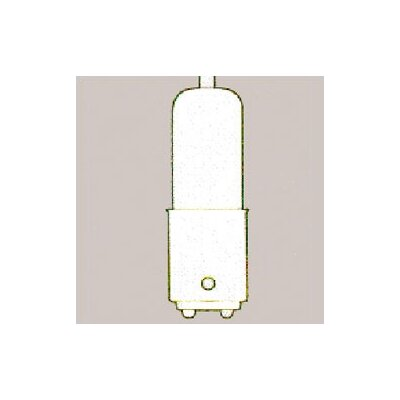 120-Volt Halogen Light Bulb (Set of 12) Wattage: 100W