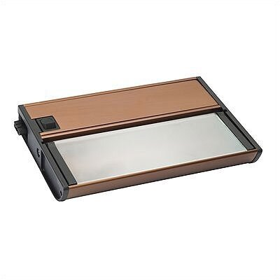 KCL Series I 7 Xenon Under Cabinet Bar Light Finish: Brushed Bronze