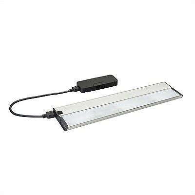 KCL Series I 22 Xenon Under Cabinet Bar Light Finish: Brushed Nickel