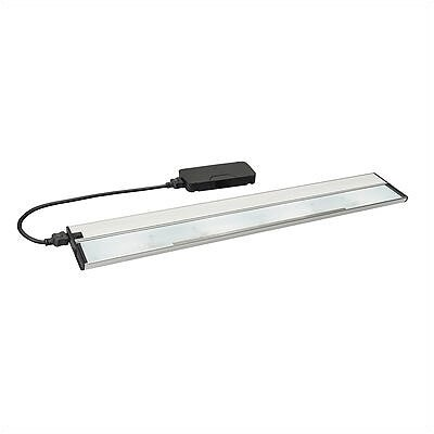 KCL Series I 30.5  Xenon Under Cabinet Bar Light Finish: Brushed Nickel