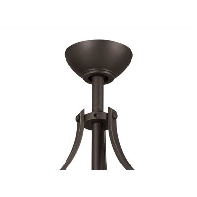 Ceiling Fan Down Rod in Olde Bronze Size: 48