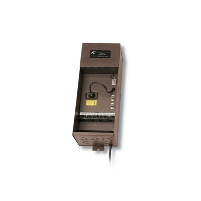 Mulgrave 300W Plus Series Textured Architectural Bronze Powder Coat Landscape Lighting Transformer
