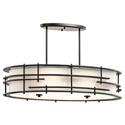 Tremba 6-Light Drum Pendant