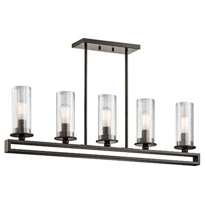 Turner 5-Light Kitchen Island Pendant