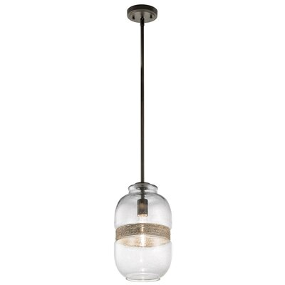Kinny 1-Light Mini Pendant