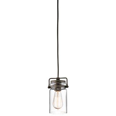 Brinley 1 Light Mini Pendant