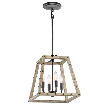 Basford 4-Light Pendant