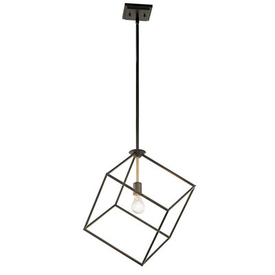 Cartone 1-Light Mini Pendant