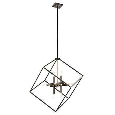 Cartone 8-Light Foyer Pendant