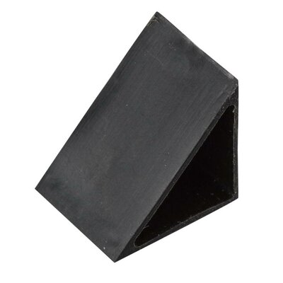 Under Cabinet Cap Off 45 Degree End Cap (Set of 5) Finish: Black