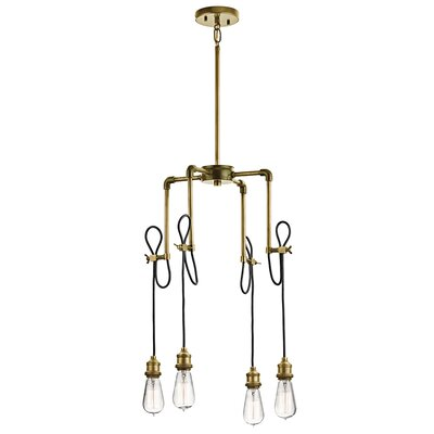 Rumer 4-Light Mini Pendant