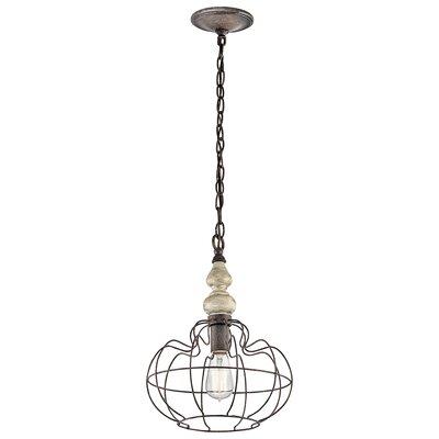 Getseto 1-Light Pendant
