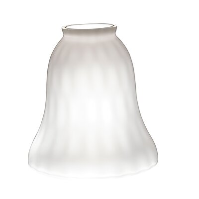 2.25 Glass Bell Pendant Shade (Set of 4)