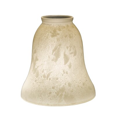 5 Glass Bell Pendant Shade (Set of 4)