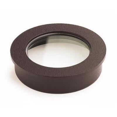 Landscape Accessory Lens in Textured Architectural Bronze