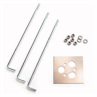 HID Bollard Template Kit in Steel