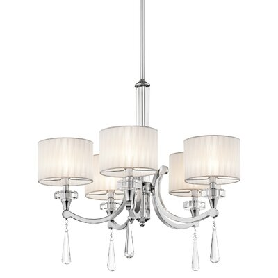 Austine 5-Light Drum Chandelier