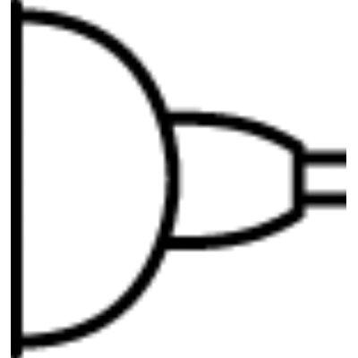 Halogen Light Bulb (Set of 10) Wattage: 50W