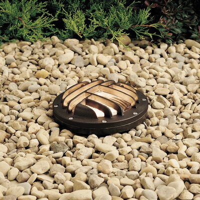 Architectural Bronze Rock Guard Accent Lens