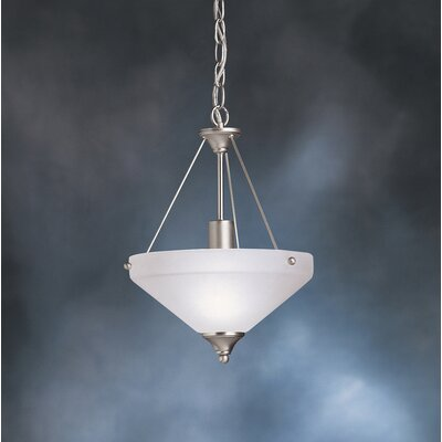 Family Spaces 1-Light Convertible Pendant